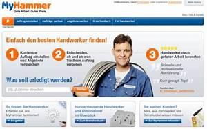 My Hammer Kosten : g nstigen handwerker suchen und finden bei ~ A.2002-acura-tl-radio.info Haus und Dekorationen