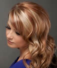 HD wallpapers hairstyles blonde and red streaks
