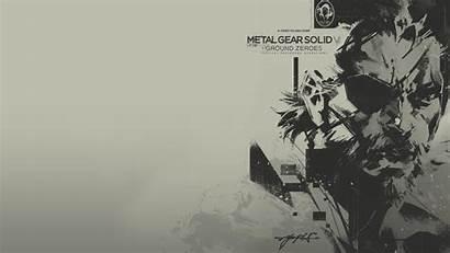 Gear Solid Metal Boss Ground Zeroes Wallpapers