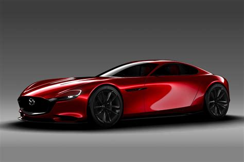 Mazda Car : New Mazda Rotary Sports Car Concept Coming To 2017 Tokyo