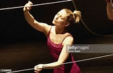 Dancer Lisa Griffiths from The Sue Healey Company performs ...