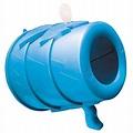Airzooka Blue Air Blaster - Can You Imagine - Novelties ...