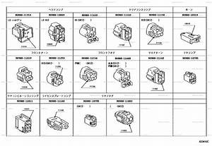 Wiring  U0026 Clamp For Toyota Allion Nzt240