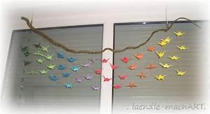 Mobile Basteln Origami : hauptsache bunt handmade kultur ~ Orissabook.com Haus und Dekorationen