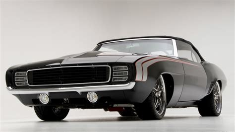 Chevy Muscle Car Wallpaper