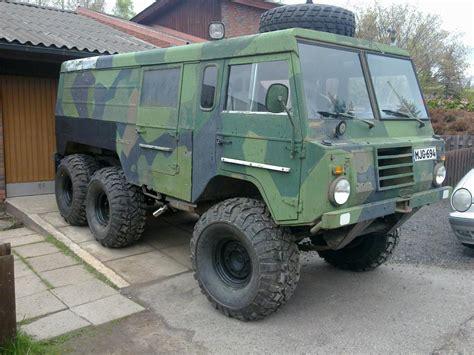 volvo tgb military forum lrx  land rover forum