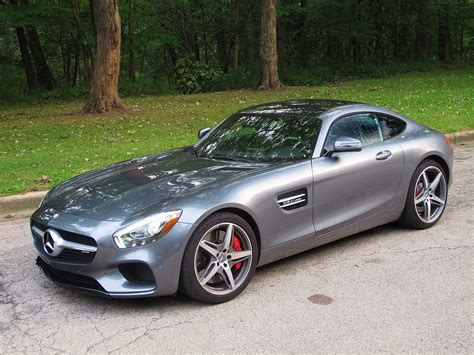 2016 Mercedes Amg Gt S by Notes From The Driveway 2016 Mercedes Amg Gt S