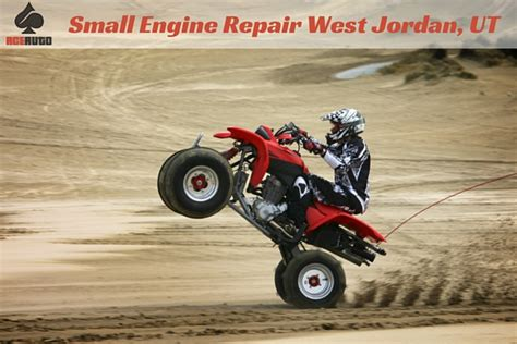 west jordan small engine repair small engine repair services