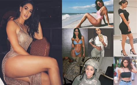 hope howard es considerada la mujer soldado más sexy del mundo soy502