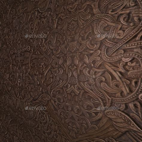 norse wooden carving seamless texture  luckyfingers