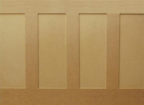 Custom Shaker Style Wainscoting Panels