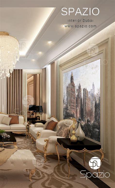 majlis interior design  dubai interior design modern