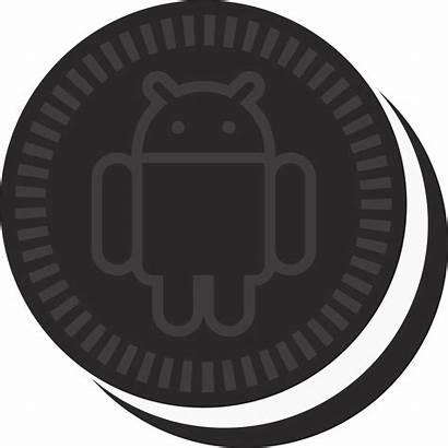 Oreo Android Svg Clipart Archivo Beta Google