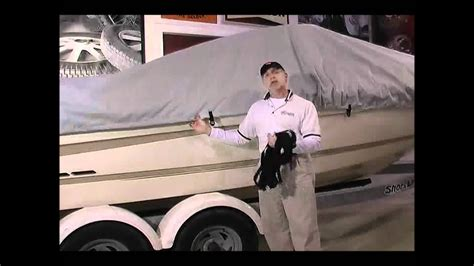 boat cover installation taylor semi custom boat covers part tie straps youtube