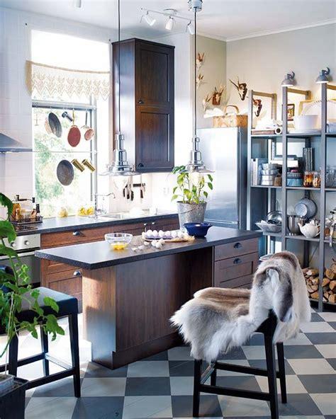 una cocina sin armarios altos ideas  amueblar la