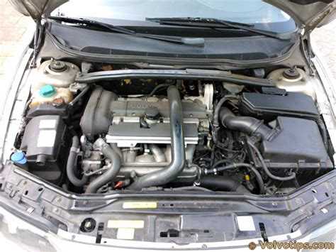 replacing     volvo  turbo