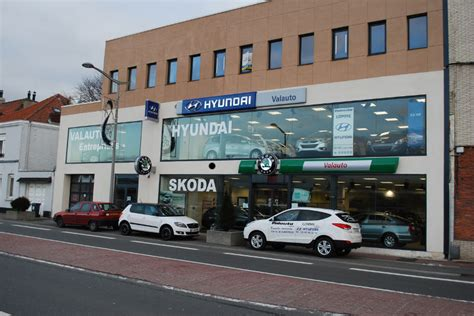 Adresse Valauto Lomme, Hyundai Nord Concessionnaire