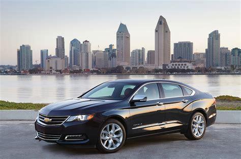 2016 Chevrolet Impala Reviews And Rating