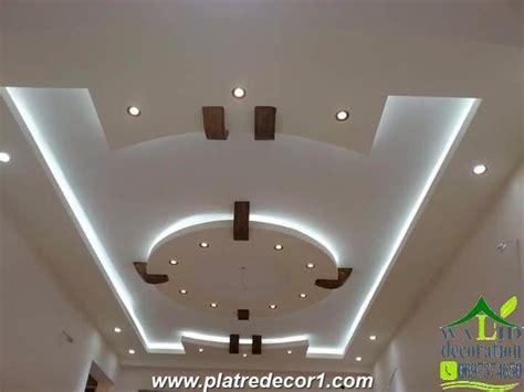 ديكور غرف النوم faux plafond platre marocain 2016 plafond