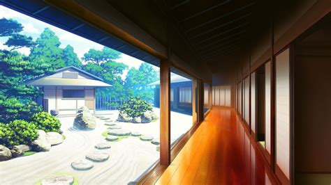Anime House Wallpaper - 55285 anime scenery japan house jpg 2560 215 1440 anime