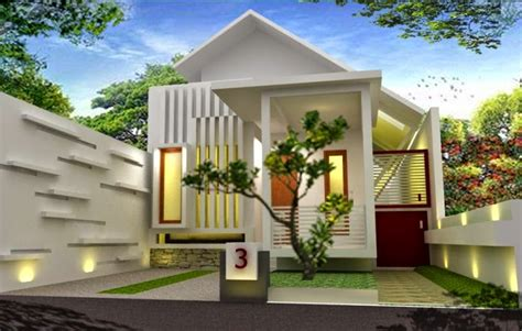 trend rumah minimalis ramah lingkungan  green
