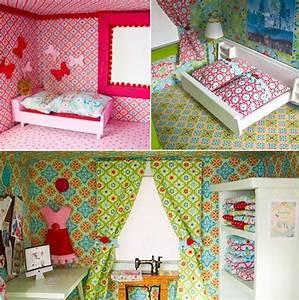 Barbie Haus Selber Bauen : die besten 25 puppenstuben ideen ideen auf pinterest ~ Lizthompson.info Haus und Dekorationen