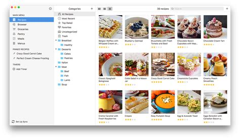 Recipe Organizer Software For Mac Free