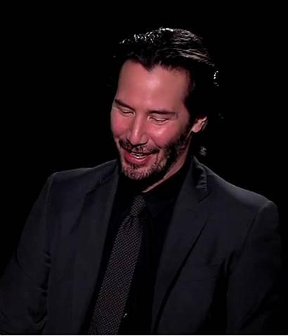 Reeves Keanu Wick John Smile Interview Charles