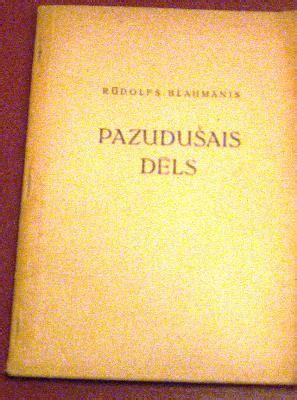 Pazudušais dēls - Rūdolfs Blaumanis - iBook.lv - Grāmatu ...
