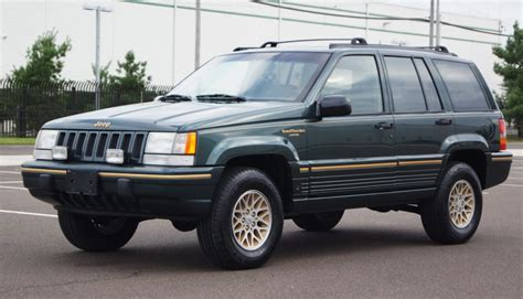 old jeep grand cherokee 1994 jeep grand cherokee limited 4wd cars global