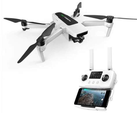 hubsan zino  drone   axis gimbal  fps uhd camera