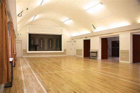 hall dorney village hall