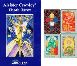 small gold earrings aleister crowley thoth tarot