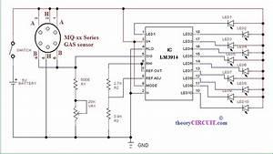 Mq-gas-sensor-application-circuit-diagram