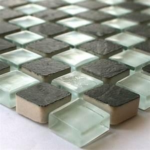 Fliesen Schachbrett Schwarz Weiss : muster glas keramik mosaik fliesen schachbrett schwarz weiss ebay ~ Markanthonyermac.com Haus und Dekorationen