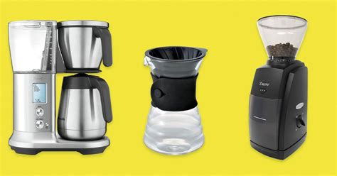 In four years of reporting and updating this site, we've not only considered over 20 brands of home coffee grinder, but we've also tested them. Best coffee makers and coffee grinders, according to experts