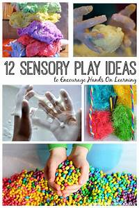 12 Sensory Play Ideas to Encourage Hands On Learning ...