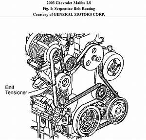 2003 Malibu Engine Diagram