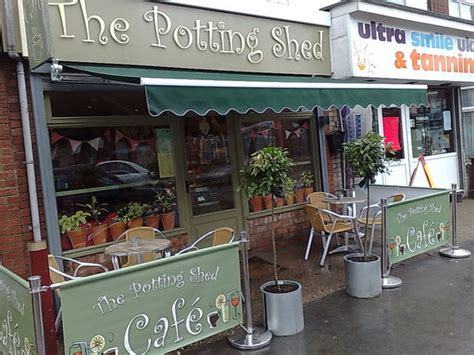 the potting shed cafe kingston upon hull restaurant