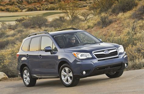 2014 Subaru Forester Review, Ratings, Specs, Prices, And