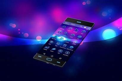 Wallpapers Neon Theme Apps Android Google Wallpapercave