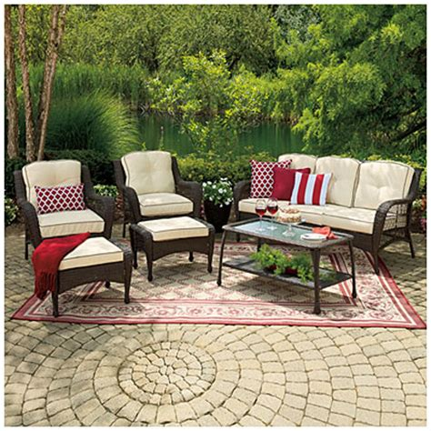 wilson and fisher barcelona patio furniture dro press