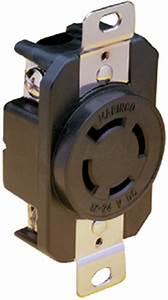 Hardin Marine  24v Locking Charging