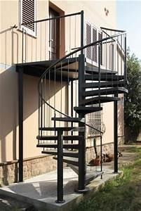 Escalier Métallique Industriel : escalier m tallique industriel escalier de secours aluminium ~ Melissatoandfro.com Idées de Décoration
