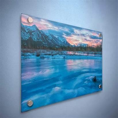 Acrylic Mounting Wall Technicare Decor