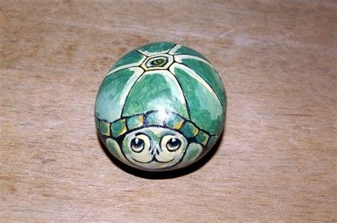 231 Best Images About Painted Rocks Critters And Animals On