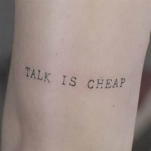 Best 25+ Typewriter font tattoo ideas on Pinterest | Small ...