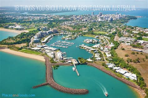 18 Things You Should Know About Darwin Australia