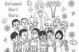 Mewarna Upin Kanak Ipin Pertandingan Peringkat Pekeliling Baik Boboiboy Terbesar Boleh Ashgive Himpunan sketch template