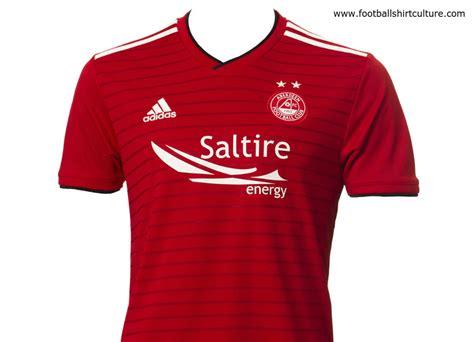 Aberdeen 2018-19 Adidas Home Kit | 18/19 Kits | Football ...